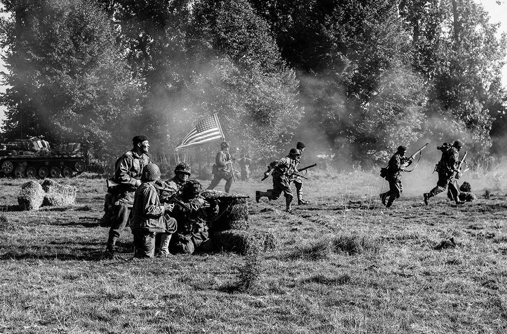 Holme 1940s weekend – Life on the Home Front