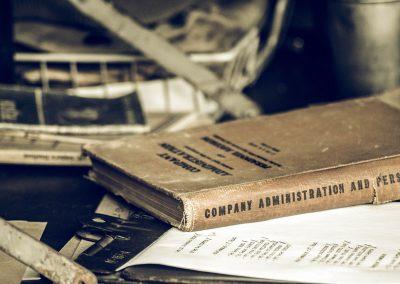 Company-Administration