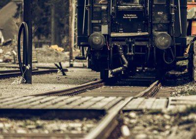 On-The-Tracks