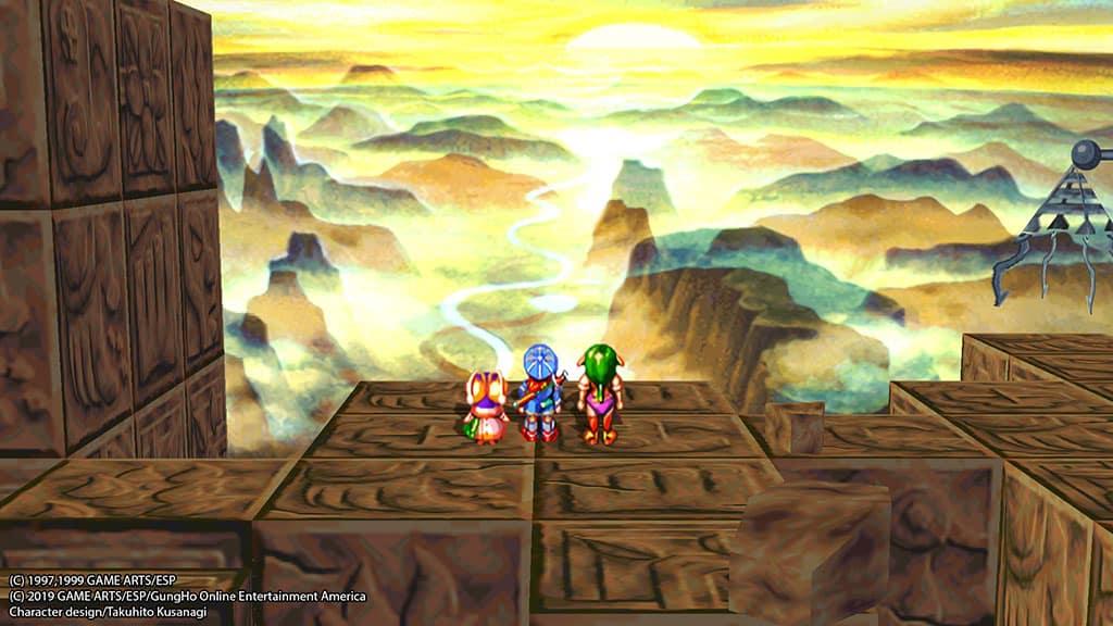 Grandia HD Remaster – Review