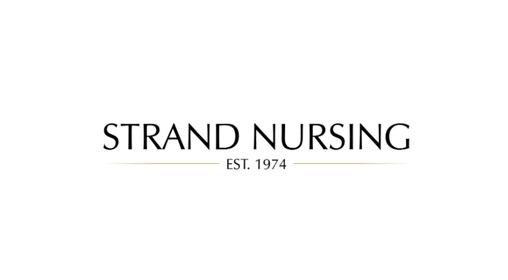 Strand Nursing – Healthcare Website Design